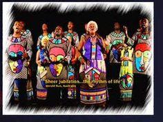 The Lion Sleeps Tonight - Soweto Gospel Choir