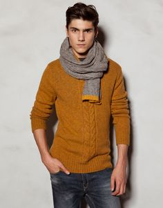 Knit-sweater2 Next 8 Hottest Menswear Trends for Winter 2017