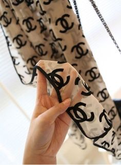 love chanel scaves, vintage jewelry and perfume... don't like their purses