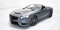 BRABUS takes on Mercedes SL R231 week on second day