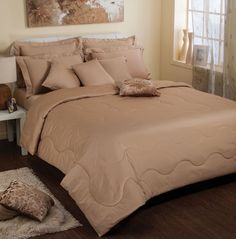PORTICO NEW YORK SEACELL KING XL BEDSHEET WITH 2 PILLOW COVER