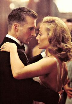 """The English Patient (1996) """"How can you ever smile, as if your life hadn't capsized?"""""""
