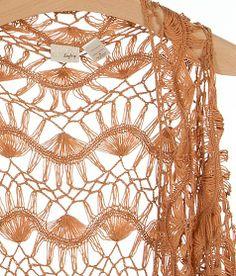 """""""Daytrip Open Weave Sweater Vest"""" www.buckle.com"""