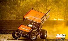 Dirt car ,sprint car #360nitro
