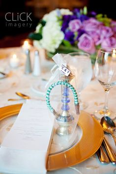 I Will Have This At My Wedding i dont care if people dont like it lol Mini hookah wedding favors //// {Elegant Aura Events}