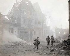 Assault on Gemünden 14th Armored Division