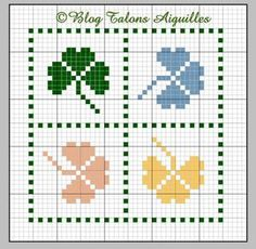 no color chart, just use pattern chart colors as your guide. or choose your own colors. Biscornu Cross Stitch, Just Cross Stitch, Beaded Cross Stitch, Cross Stitch Embroidery, Celtic Patterns, Beading Patterns, Cross Stitch Designs, Cross Stitch Patterns, St Patrick's Cross