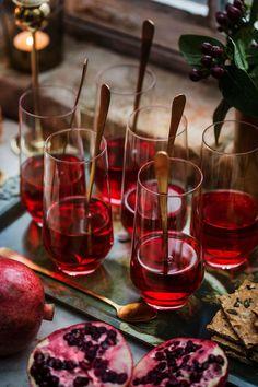 alkoholfri granatäppelglögg