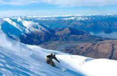 new zealand skiing - Google Search
