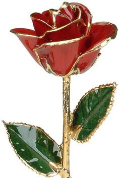 24k Gold Rose - Real Rose Plated in Gold - Red by Living Gold, http://www.amazon.com/dp/B00BF135KU/ref=cm_sw_r_pi_dp_c41xrb0N29QDV