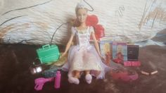 Panenka Barbie Šípková růženka - 1