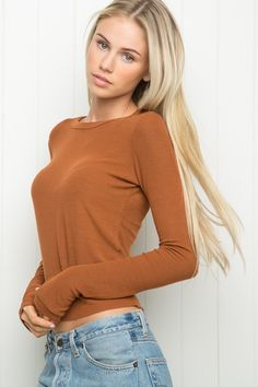 Brandy ♥ Melville | Kenzie Top - Just In
