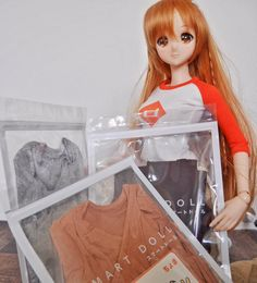 Mirai Suenaga Smart Doll by Rdavisn95