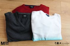 Michael 84 - Men's Fashion Blog - The Cold Snap Is Here � Jumpers Out!