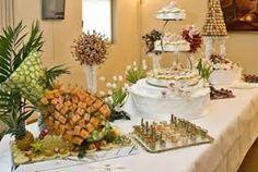 """Résultat de recherche d'images pour """"table de buffet mariage"""""""