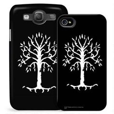 The Lord of the Rings Tree of Gondor Phone Case for iPhone and Galaxy |