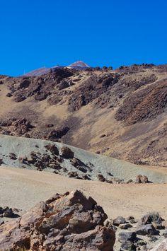 Mount Teide National Park - Tenerife Island - A Unesco World Heritage site and a hiking paradise more on roadtripsaroundtheworld.com