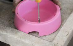 Como fazer uma fonte de água para gatos
