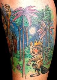where the wild things are tattoos - Google Search
