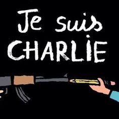 #JesuisCharlie #noussommestouscharlie