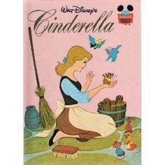 Walt Disney's. Cinderella.