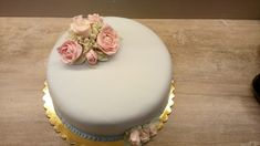 Flower cake 60th birthday