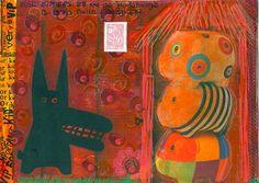 Mail Art 2010