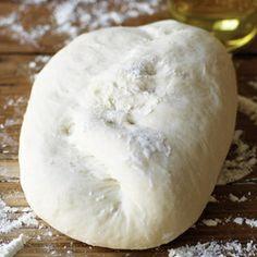Eigen pizza bodem maken, makkelijk en veeeeel lekkerder (en GOEDKOPER)