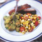 Try the Fire-Roasted Corn Salad Recipe on williams-sonoma.com/