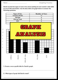11 Best Graphing worksheets images in 2018 | First class