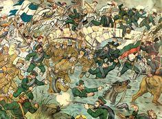 Η Μάχη της Βέτρινας: Ελληνοβουλγαρική ένοπλη σύγκρουση, κατά τη διάρκεια του Β' Βαλκανικού Πολέμου (26 και 27 Ιουνίου 1913). Είναι γνωστή και ως Μάχη του Δεμίρ Χισάρ.