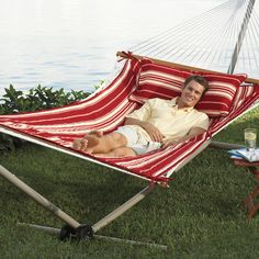 4-Piece Heritage Hammock Package
