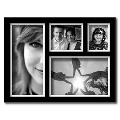 Create-Your-Own Photo Collage Postcard
