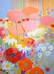Floral Bright by Annabel Burton