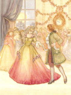 Joy Scherger ❤•❦•:*´¨`*:•❦•❤ Cinderella.
