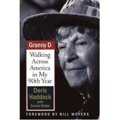 Some of the best civic writing by one of the great patriots of our time, no foolin,' written by a valiant activist who, when she was 89 years old, set out walking from the coast of the Pacific to the steps of the US Capitol, all to raise Americans' awareness of our republic's peril.