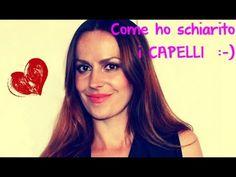 Come SCHIARIRE i Capelli naturalmente... - YouTube
