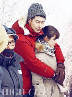 That Winter the Wind Blows ♥ Song Hye Kyo ♥ Jo In ♥ Oh Soo & Youngie