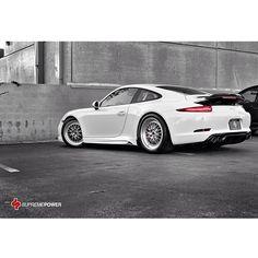 2012 991S Supreme Power + Vorsteiner Project