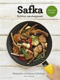 http://www.adlibris.com/fi/product.aspx?isbn=9526757246 | Titel: Safka Bättre vardagsmat - Författare: Alexander och Hanna Gullichsen - ISBN: 9526757246 - Pris: 21,60 €