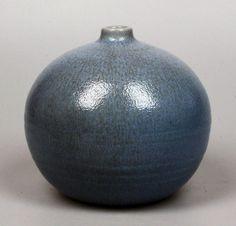 Pieter Groeneveldt - vroege vaas met hazenvelglazuur