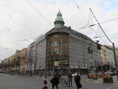 Die großen Berliner Warenhäuser vor der Zerstörung - Seite 4 - Berlin - Architectura Pro Homine