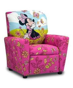 Kids Upholstered Fabric Bedroom Chair Seating Only 10 In Stock Order Today!  Product Description: Who Can Convince A Bouncy Girl Or Boy To Settle Down  For ...