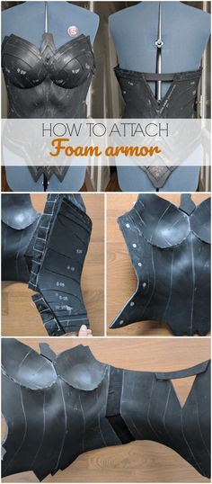 Wonder Woman corset progress