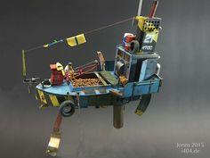 Airship 1:35 | Diorama Modellbau