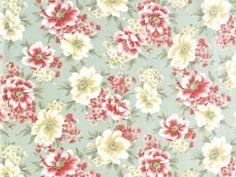 Tissu en coton Rose Joanna - Tissus en coton Cottage - achetez à des prix très intéressants dans la boutique en ligne - tissus-hemmers.fr.