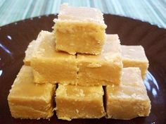 an old-fashioned favorite - EASY & DELISH PEANUT BUTTER FUDGE ~ I made this - SO Good AND easy!!!!!