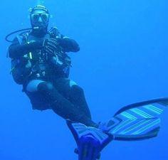 Walter Quintavalle,  esperto nel selezionare e costruire il prodotto diving.  #evolutiontravel
