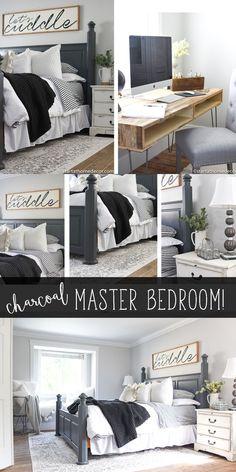 Charcoal Master Bedr