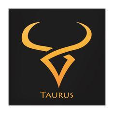 Shop Taurus Canvas Print created by Groovyal. Taurus Bull Tattoos, Bull Skull Tattoos, Zodiac Sign Tattoos, Taurus Logo, Taurus Art, Taurus Quotes, Mini Tattoos, Small Tattoos, Hiking Tattoo